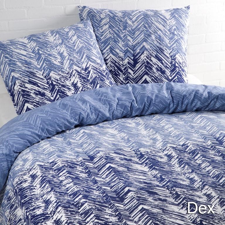 Dex blauw
