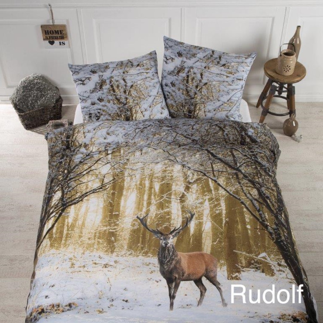 Rudolf flanel
