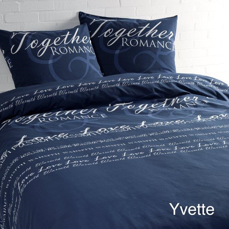 Yvette blauw