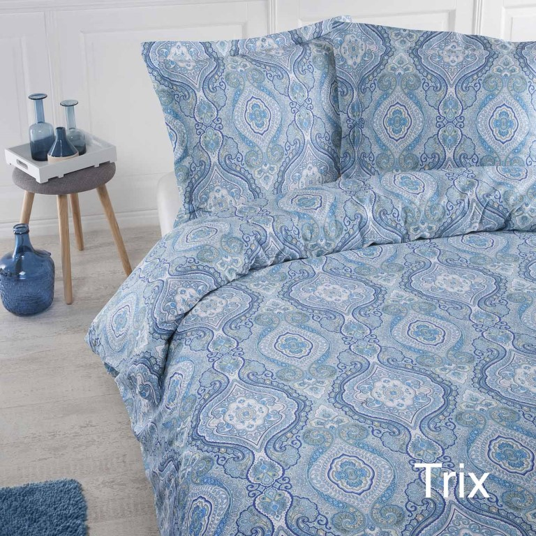 Trix blauw