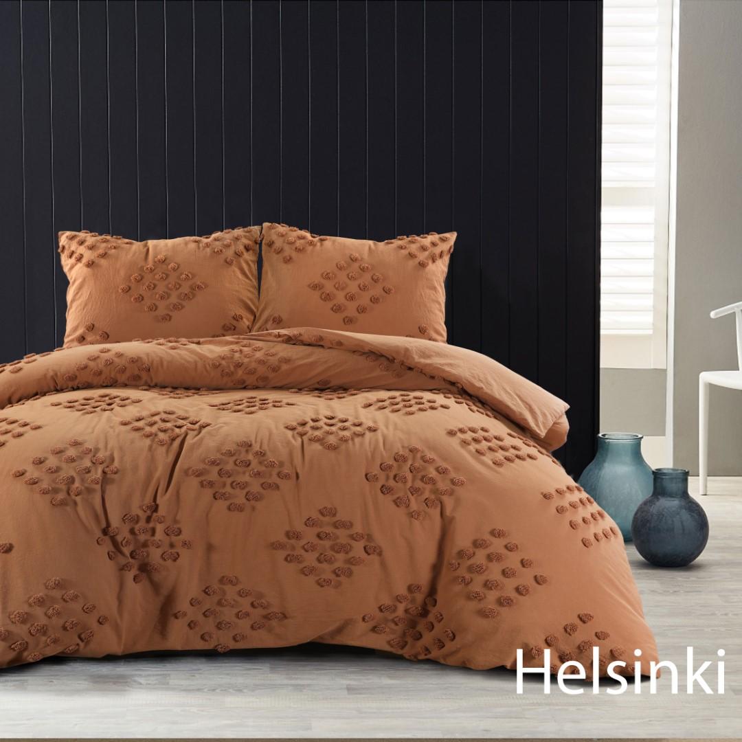 Helsinki roestbruin