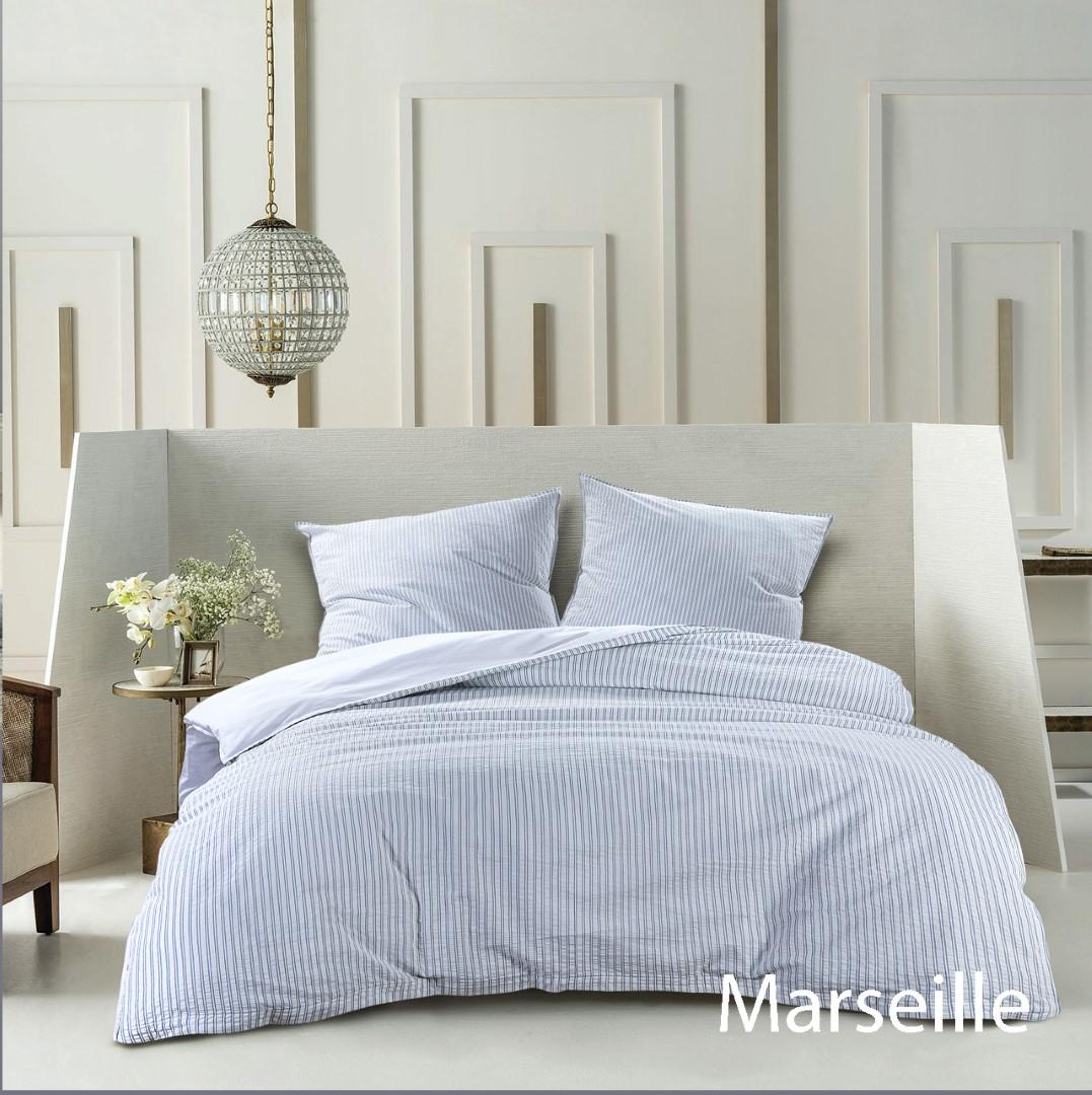 Marseille blauw