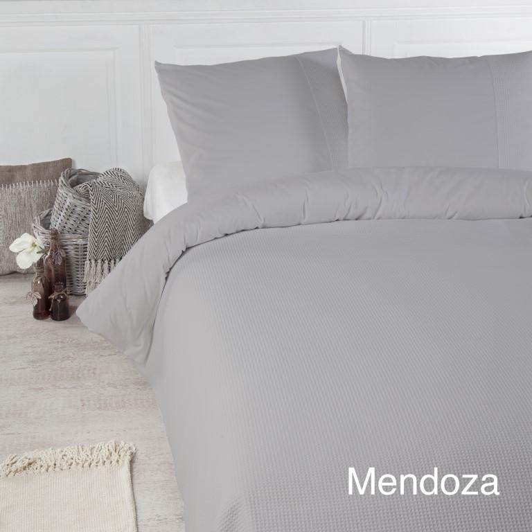 Mendoza lichtgrijs