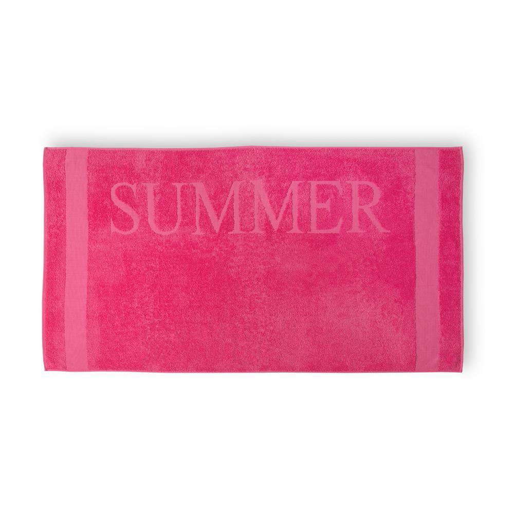 Strandlaken Summer roze