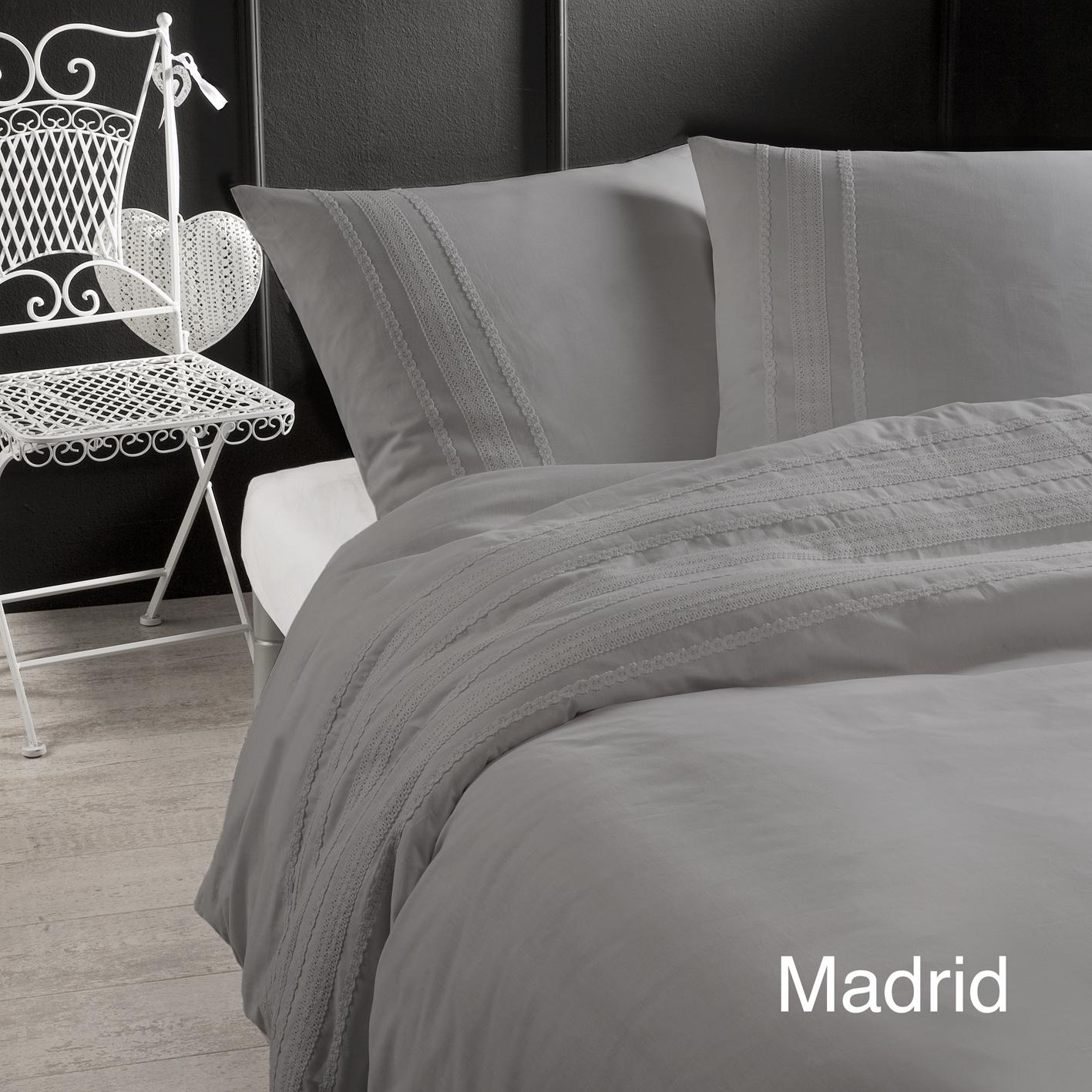 Madrid Grijs